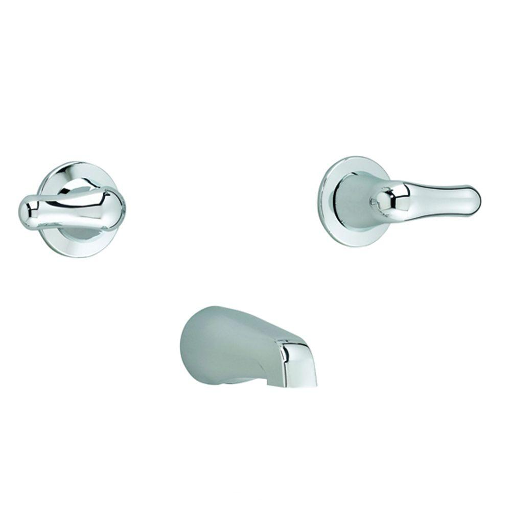 American Standard - Bathtub Faucets - Bathroom Faucets - The Home Depot