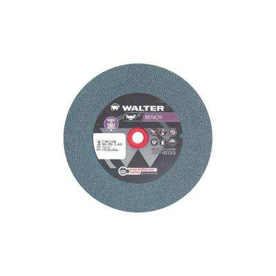 7 in. x 1 in. Arbor x 1 in. GR 80 Fine Bench Grinding Wheels