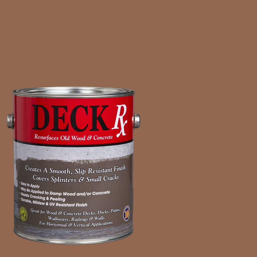 DECK Rx 1 Gal. Wood And Concrete Exterior Resurfacer