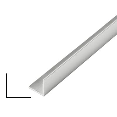 1 in. x 1 in. x 96 in. Metal Mira Lustre Outside Corner Moulding