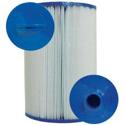CH Series 5-5/8 in. Dia x 8 in. 35 sq. ft. Replacement Filter Cartridge with Semi-Circular Top Handle