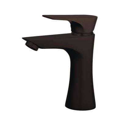 Millennium Single Hole Single-Handle Bathroom Faucet in Oil Rubbed Bronze