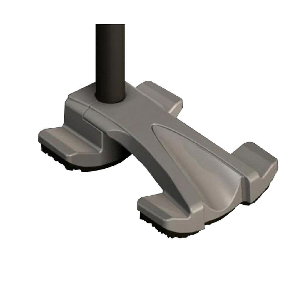Universal Tru-Stride Quad Cane Tip
