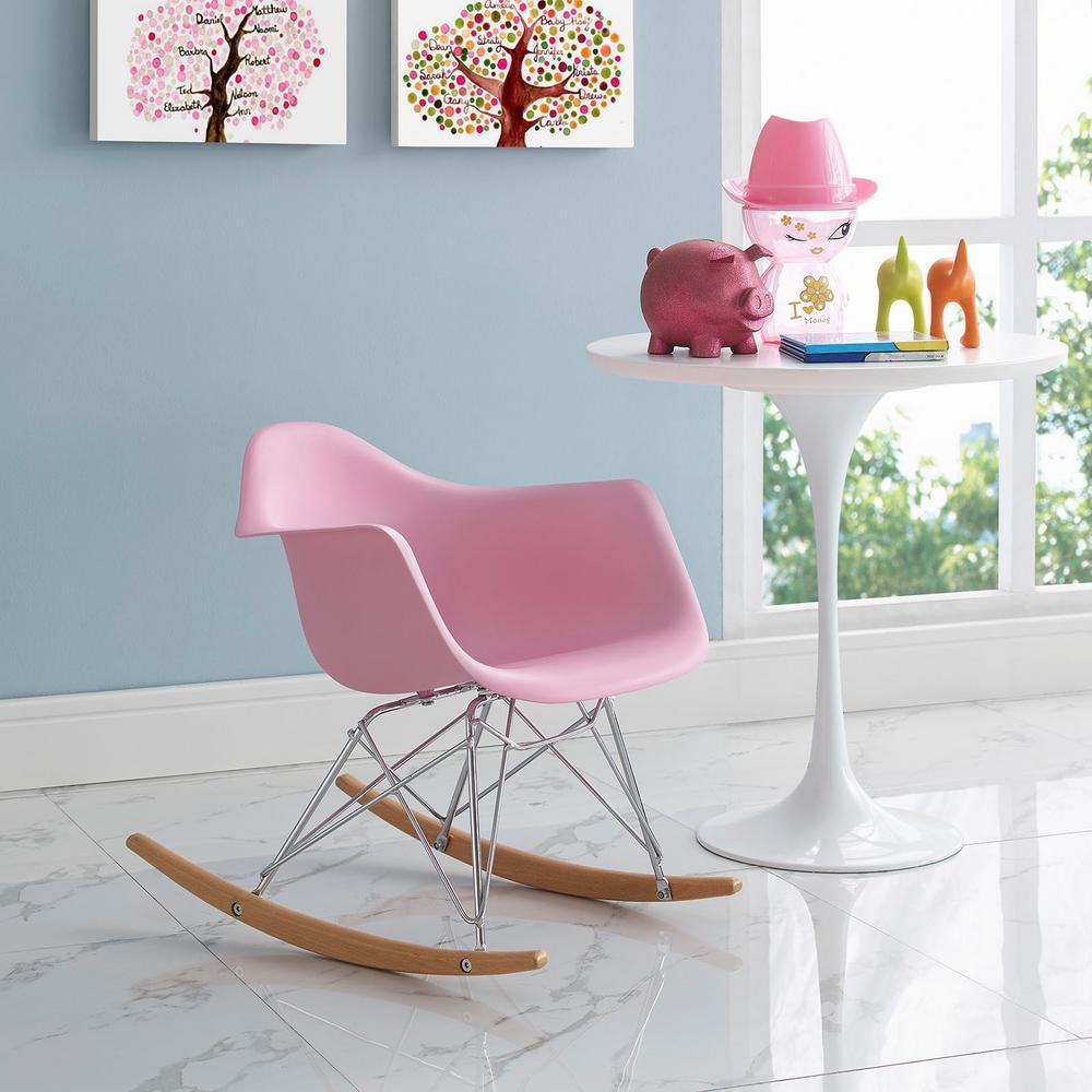 Rocker Pink Kids Chair