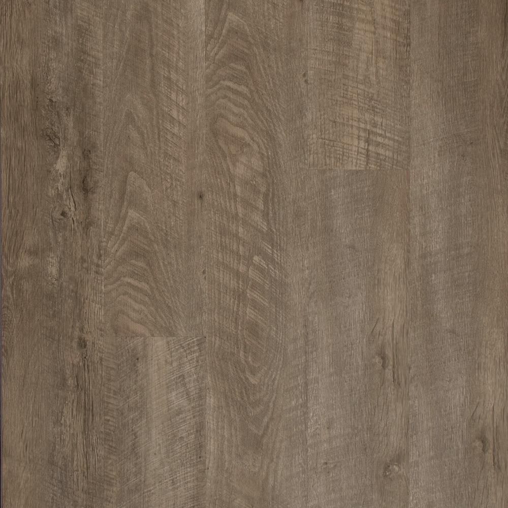 LifeProof Cottonwood Valley Beige and Grey 7.5 in. x 48 in. Luxury Rigid Vinyl Plank Flooring 17.55 sq. ft. per Carton