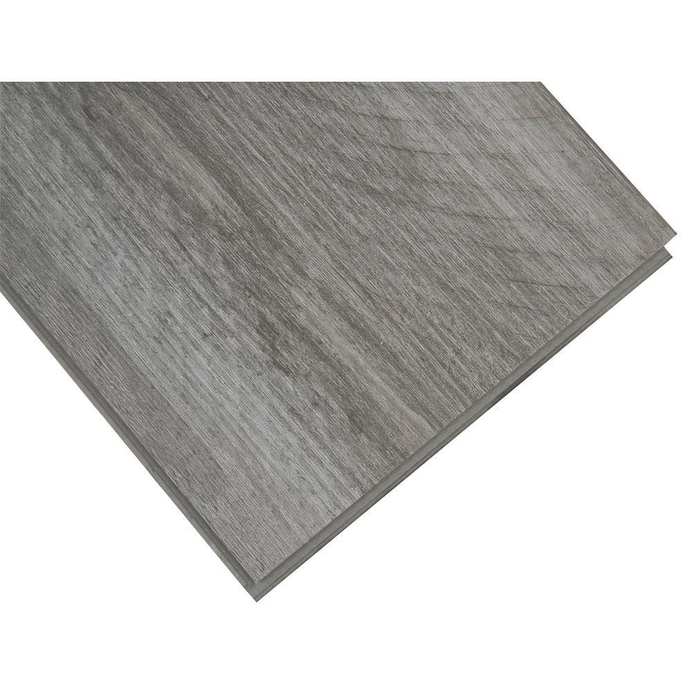 Herritage Beaufort Birch 7 in. x 48 in. Rigid Core Luxury Vinyl Plank Flooring (19.04 sq. ft. / case)