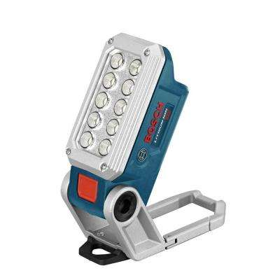 12-Volt Lithium-Ion Work Light with 10 LED Lights