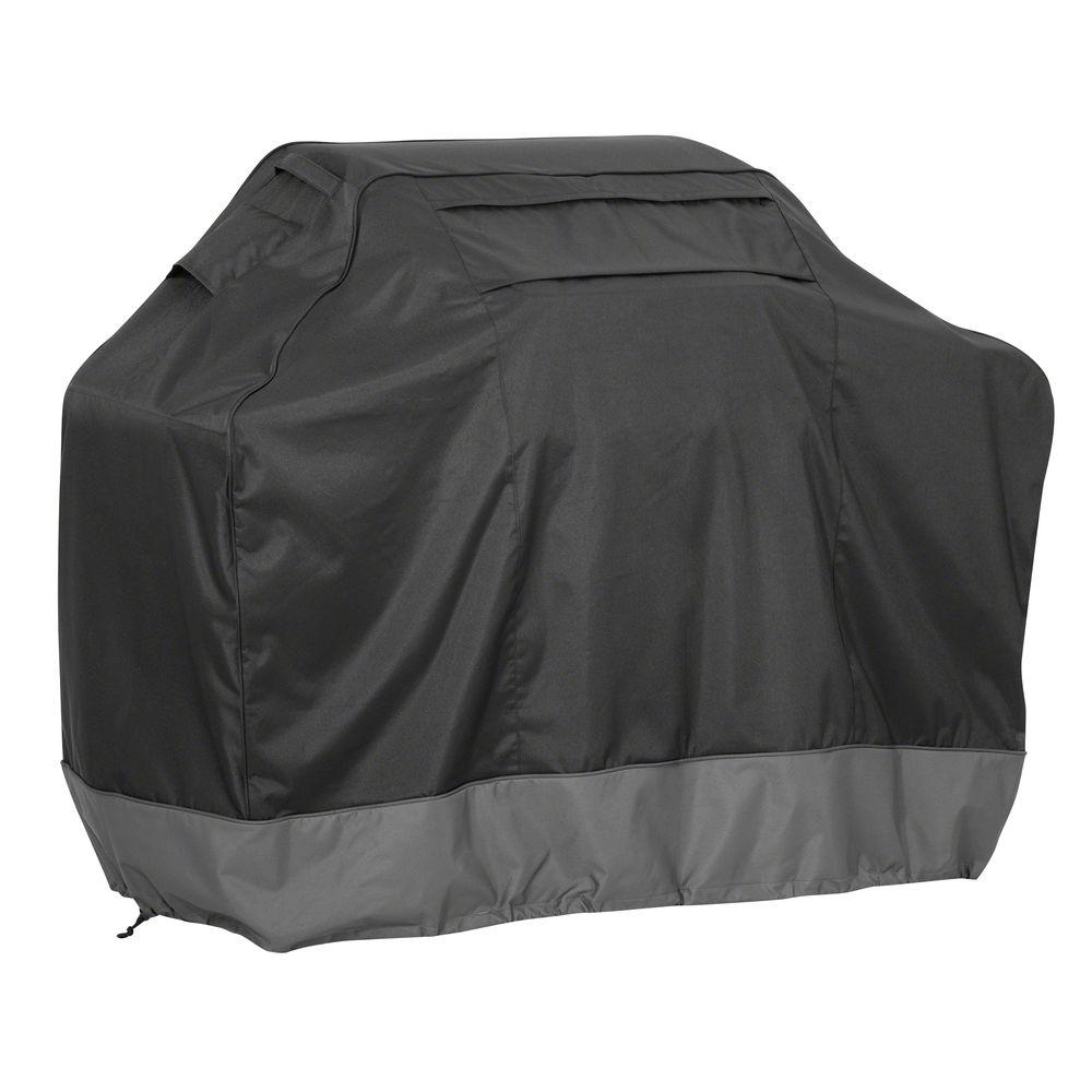 Veranda 58 in. FadeSafe Medium BBQ Grill Cover