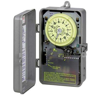 T8800 Series 1/2 HP Indoor/Outdoor Irrigation/Sprinkler Timer