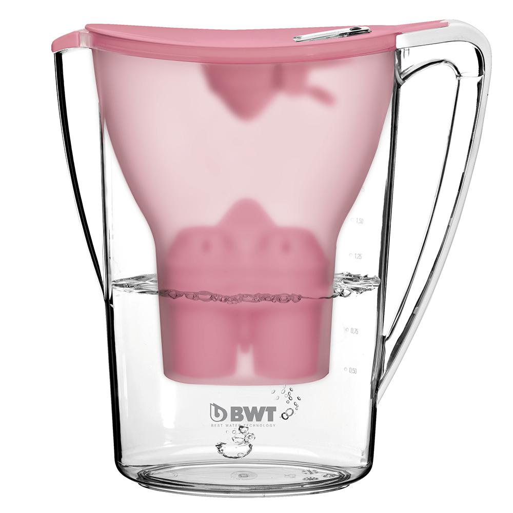 Penguin Counter Top Filtration System in Pink