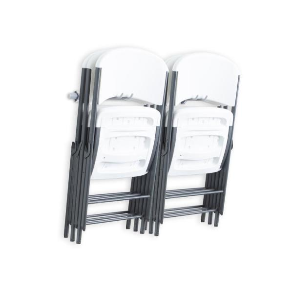 Monkey Bars 10 Folding Chair Rack 05008 The Home Depot
