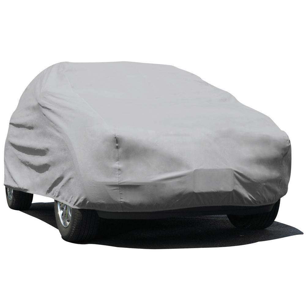 1998 1999 2000 2001 2002 2003 2004 Subaru Forester Waterproof Car Cover BLACK