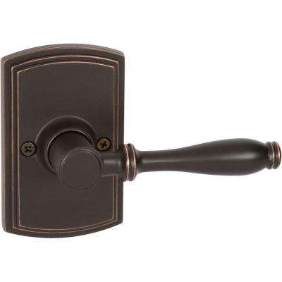 Italian Collection Sorado Edged Oil Rubbed Bronze Dummy Lever