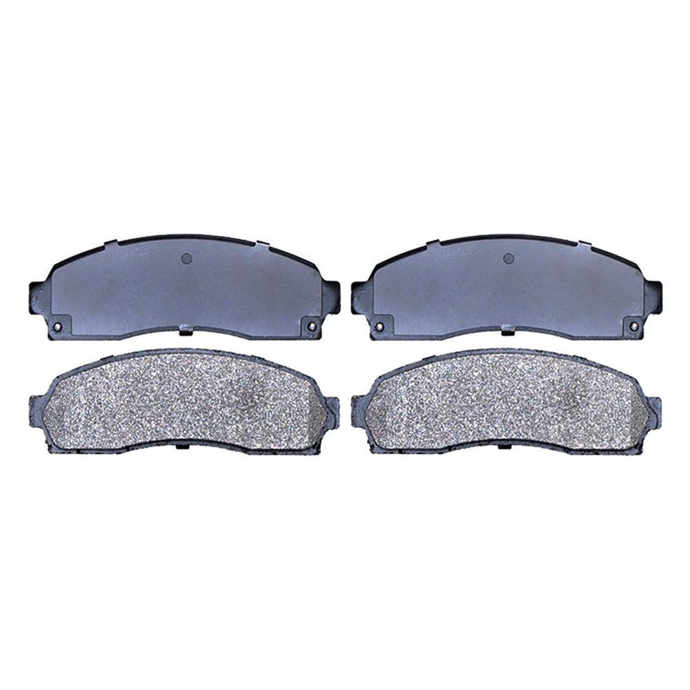 Monroe FX966 ProSolution Semi-Metallic Brake Pad