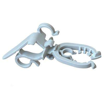 Deluxe Shingle/Gutter Light Clips (Box of 100)