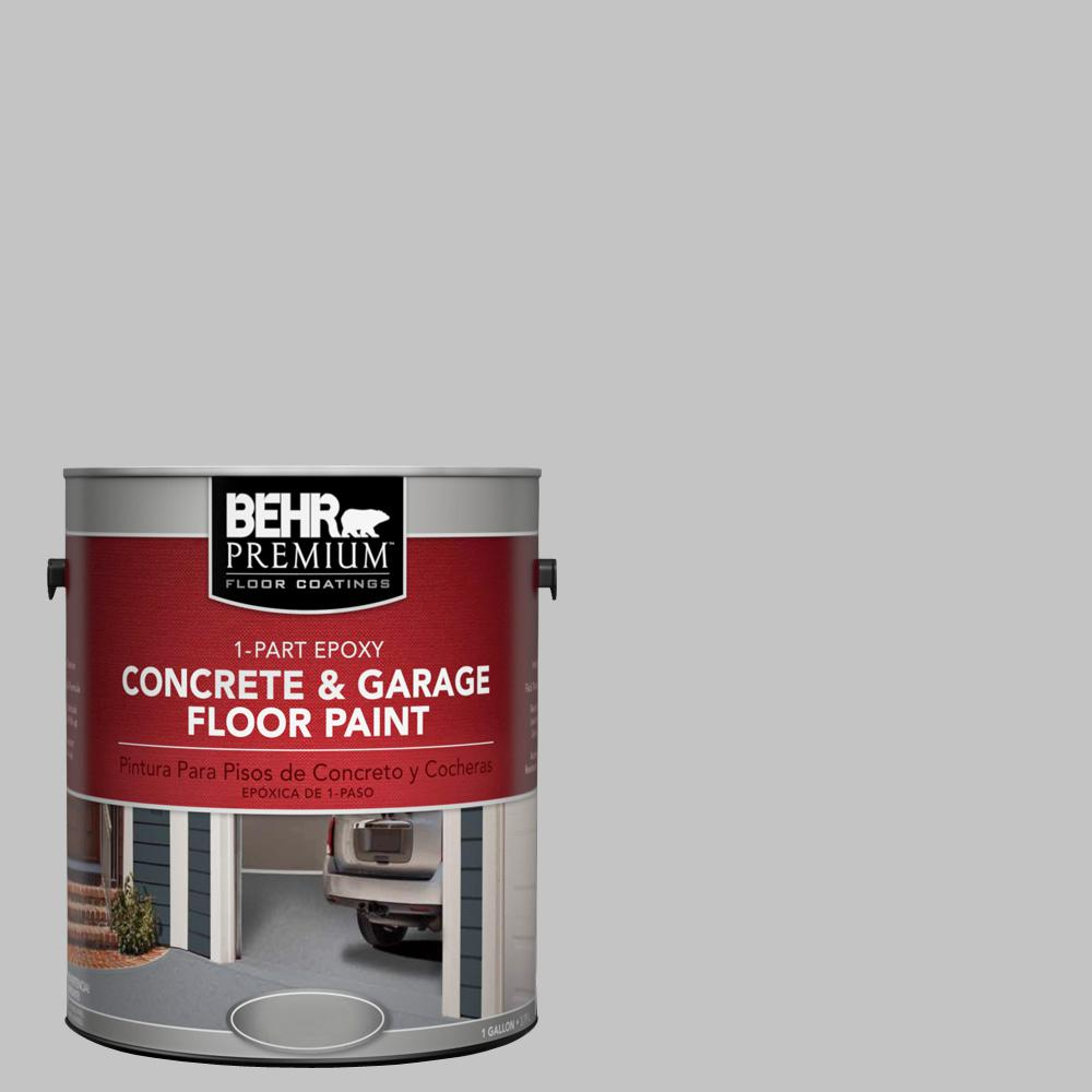 1 gal. #N520-2 Silver Bullet 1-Part Epoxy Concrete and Garage Floor