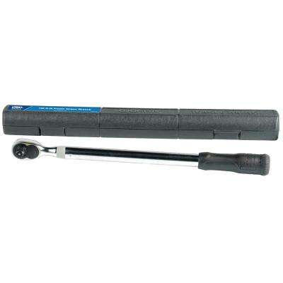 1/2 in. 120 ft./lbs. Preset Torque Wrench