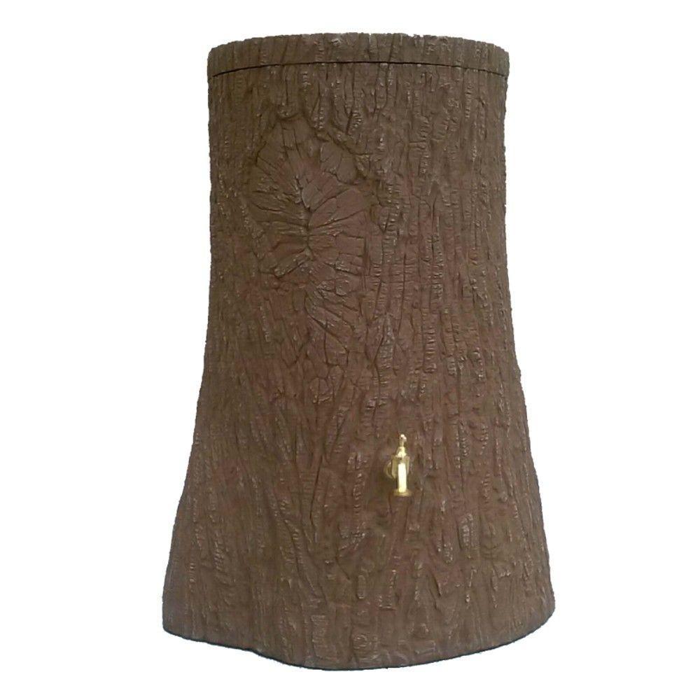 Little Tree Light Brown Rain Water Tank