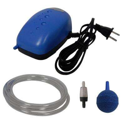 0.003 HP Recirculating Single Valve Air Pump Kit