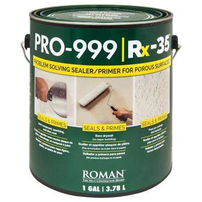 Rx 35 Pro 999 1 Gal Interior Drywall Repair And Sealer Primer