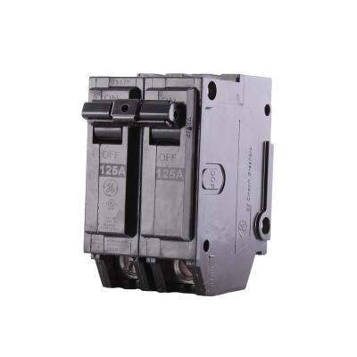 Q-Line 125 Amp 2 in. Double Pole Circuit Breaker
