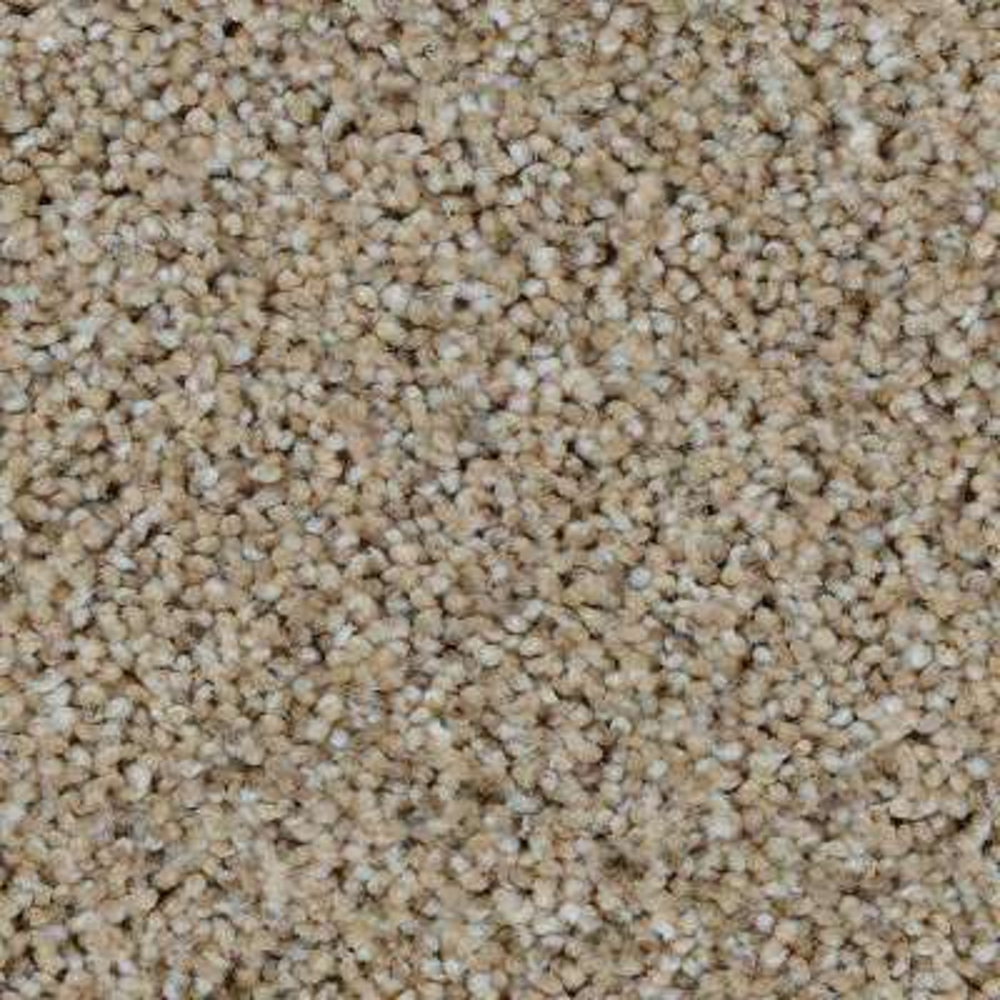 Carpet Sample - Trendy Threads II - Color Seaside Texture 8 in. x 8 in.