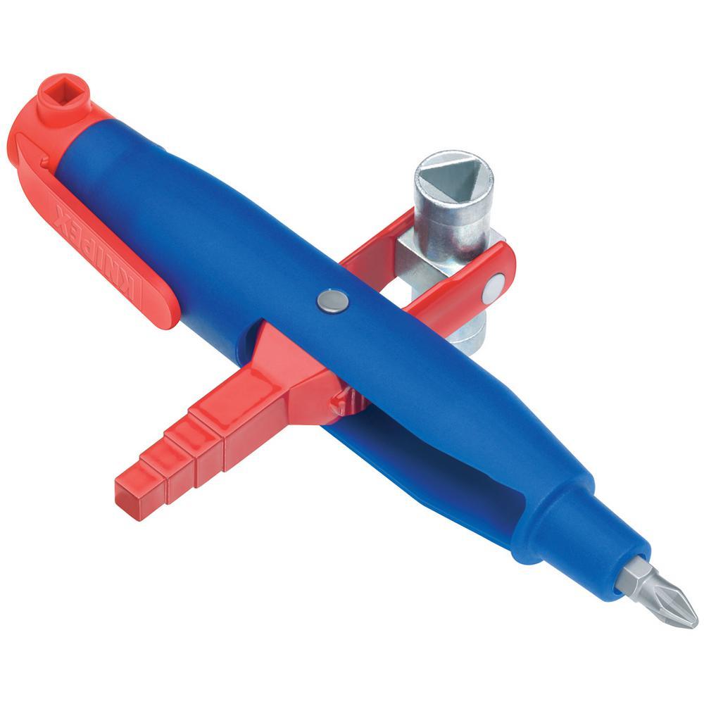 Profi-Key 8 in. Pen-Style Universal Control Cabinet Key