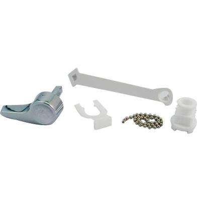 Touch Flush Toilet Handle Assembly, Fits Eljer