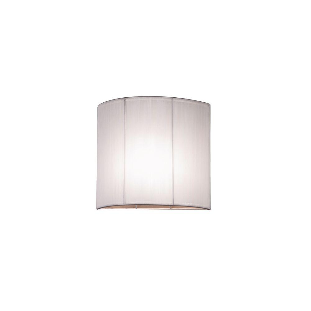 Eurofase Canly Collection 1-Light Chrome Wall Sconce