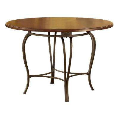 Montello Old Steel Dining Table