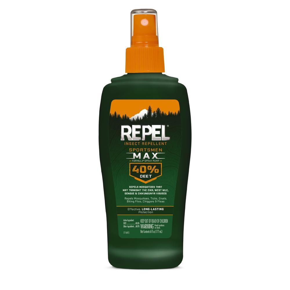 Repel 6 Oz Sportsmen Max Insect Repellent Pump Hg 94101 3 The