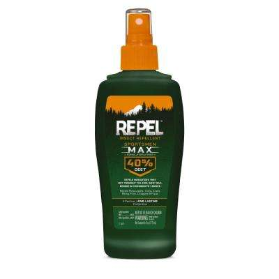 6 oz. Sportsmen Max Insect Repellent Pump
