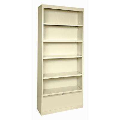 Putty Storage Steel Bookcase