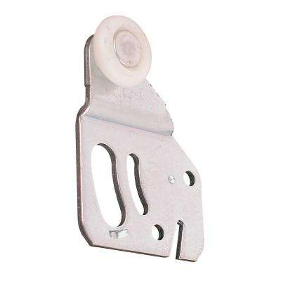 1/16 in. Offset 3/4 in. Nylon Wheel Closet Door Roller