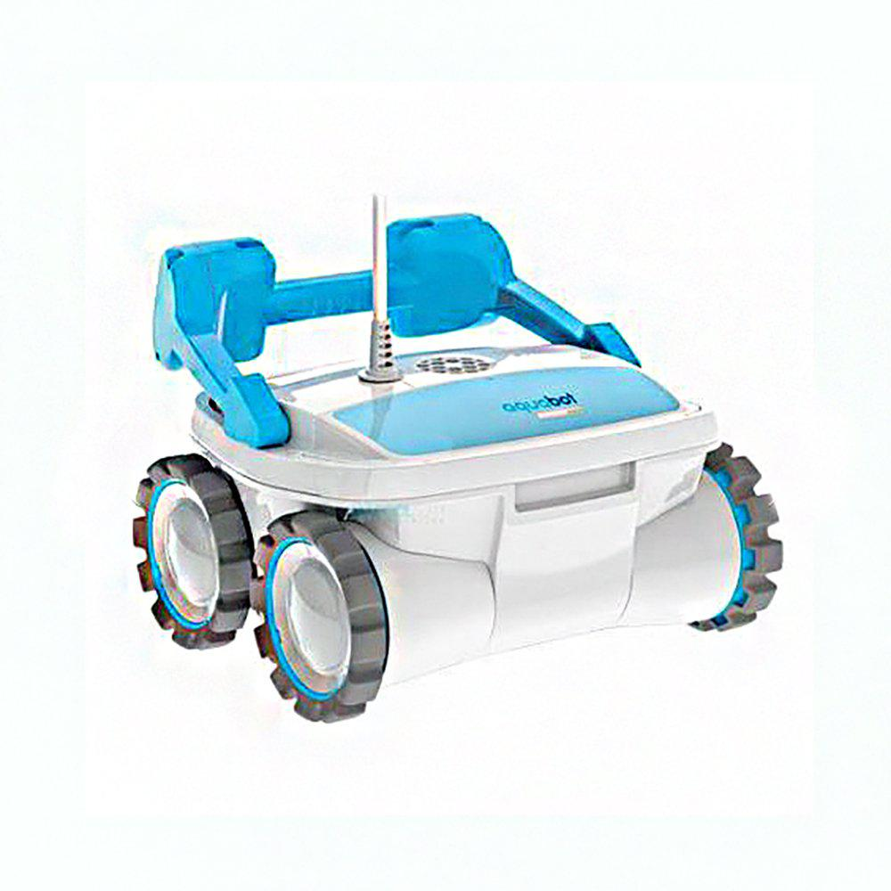Aquabot Aquabot Breeze 4WD In-Ground Automatic Robotic Swimming Pool Vacuum  Cleaner