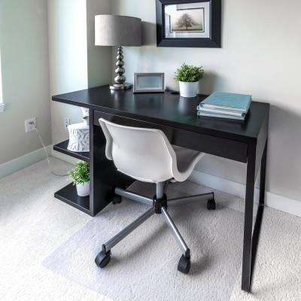 HOBBYN Protective Mat,High Qulity Desk Chair Carpet Mat for Carpet Protector Plastic Floor Chair mat PVC Home-use Protective Mat