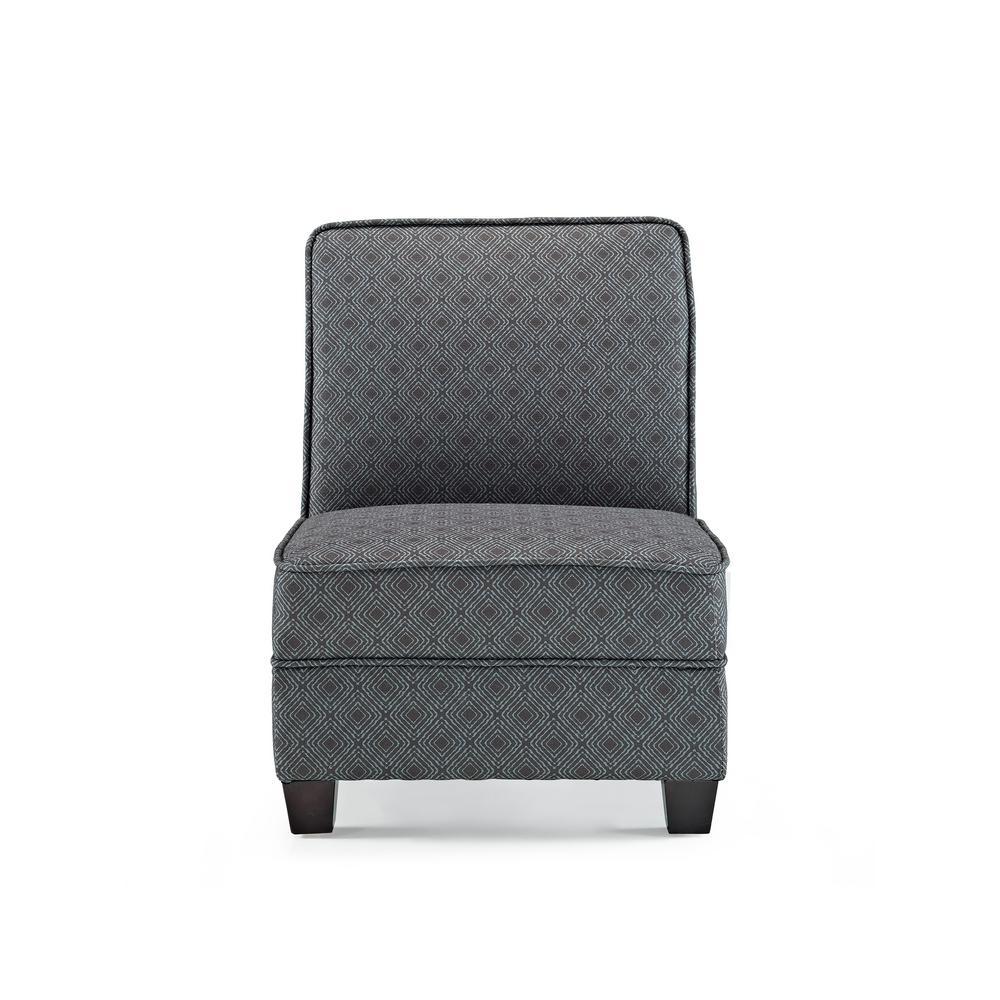 Ryder Teal Gigi Accent Chair