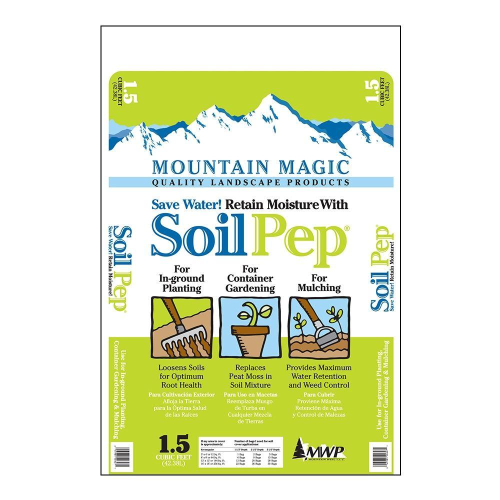 1.5 cu. ft. Soil Pep Amendment