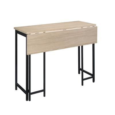 North Avenue Charter Oak Table with Drop Leaf
