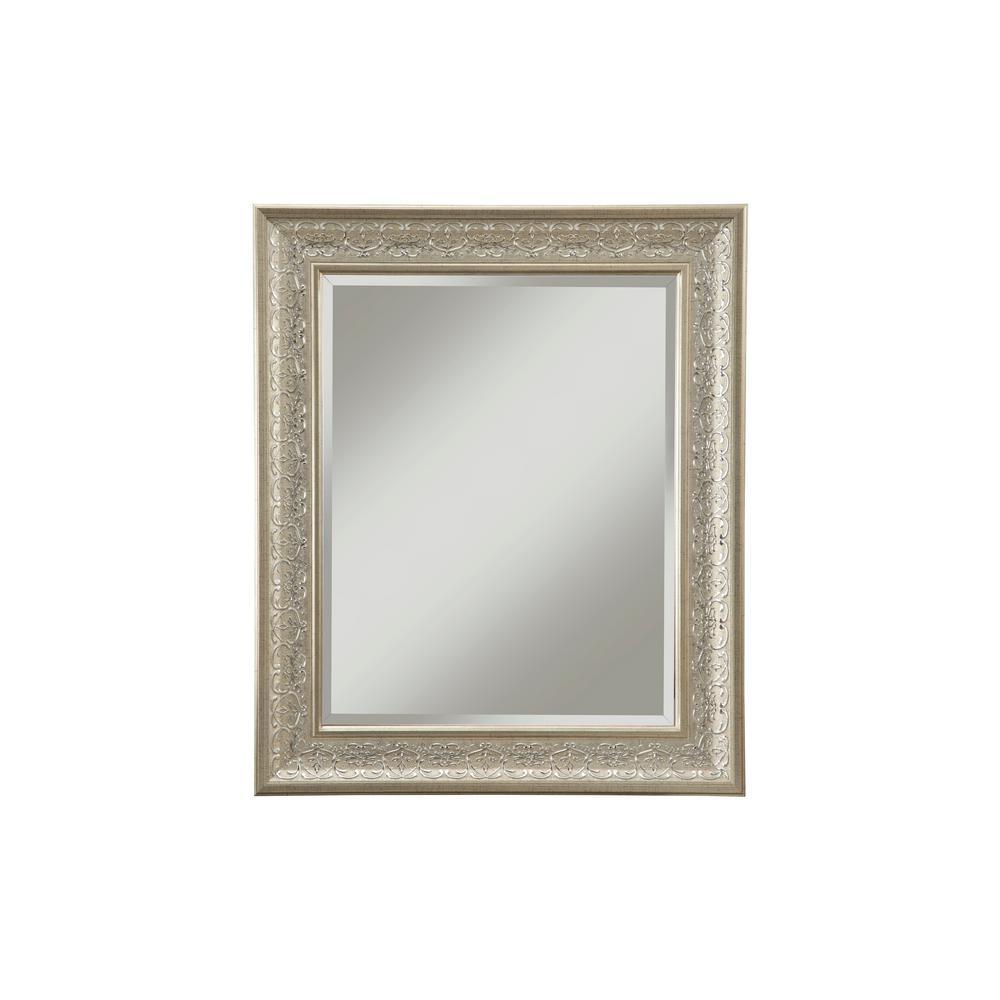 Sandberg Furniture Peyton Decorative Wall Mirror 16217 The Home