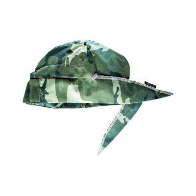 Cooling Cap in Jungle Camo