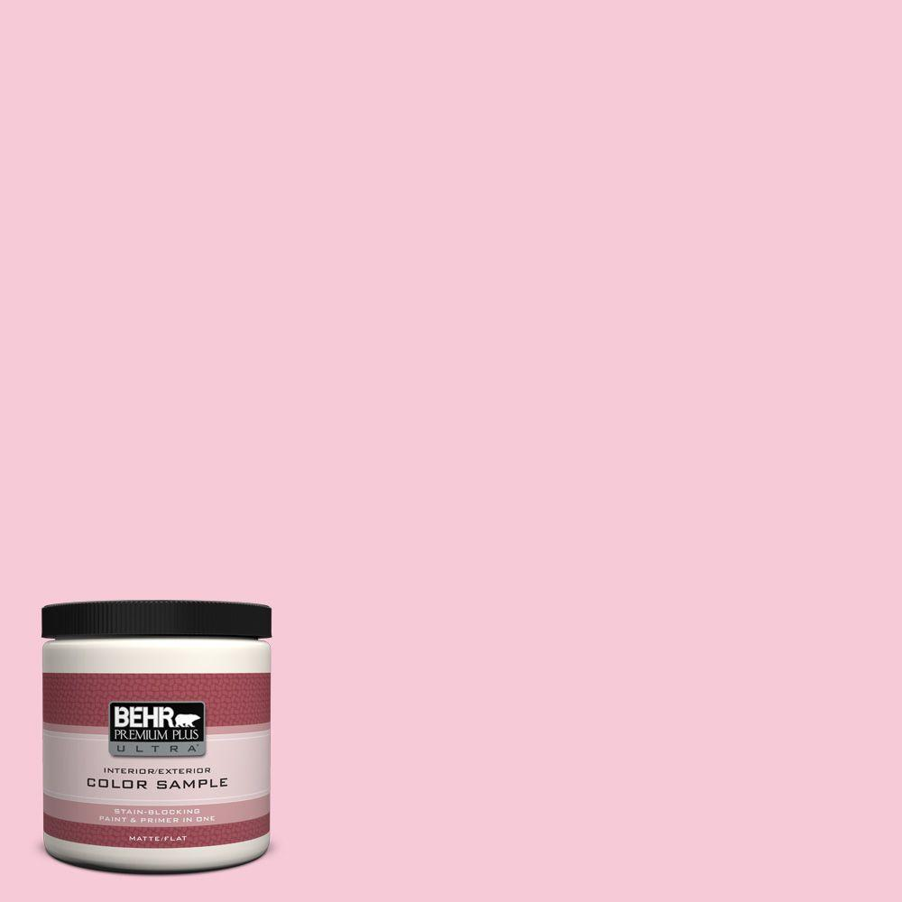 110a 3 Palace Rose Matte Interior Exterior Paint And Primer In One Sample