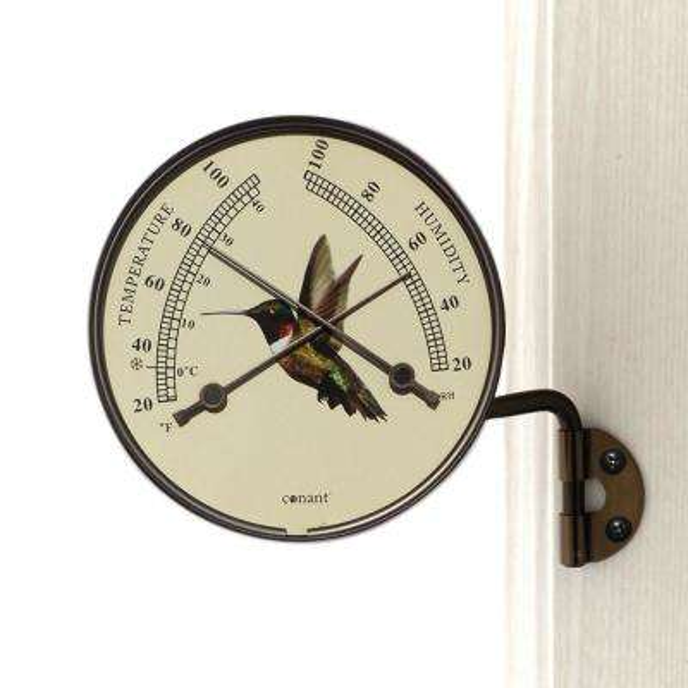 Decor Hummingbird Comfortmeter