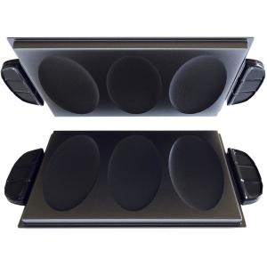 George Foreman Evolve Non-Stick Indoor Grill Omelet Accessory Plates by George Foreman