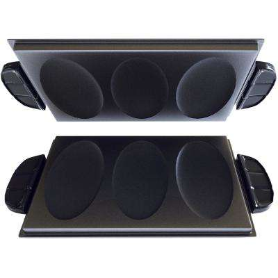 Evolve Non-Stick Indoor Grill Omelet Accessory Plates