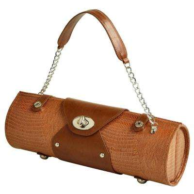 Lizard Wine Carrier and Purse