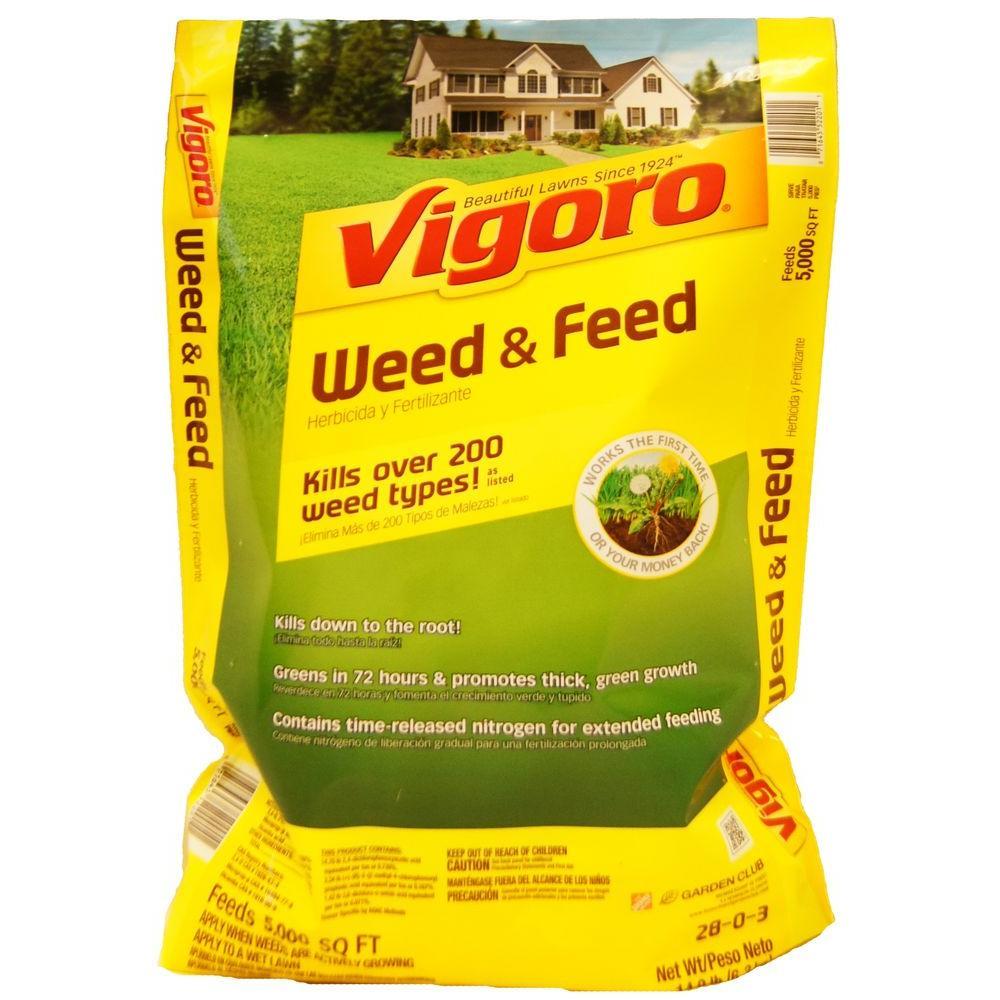 Vigoro 15.06 lb. 5M Weed and Feed