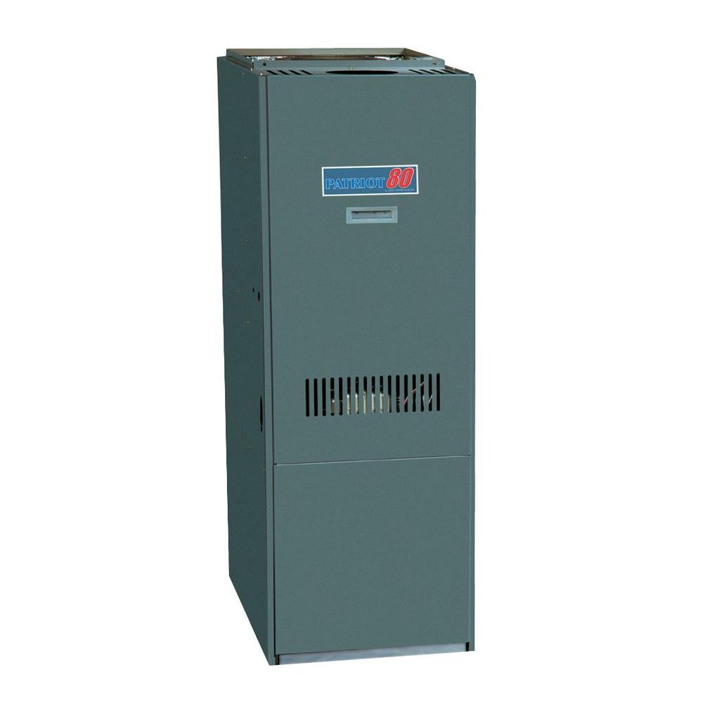Patriot 80 84% AFUE 72,000 BTU Output Oil Highboy Hot Air