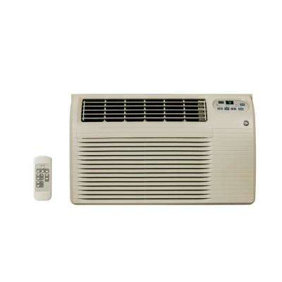 9,900 BTU 230/208-Volt Through-the-Wall Air Conditioner with Heat and Remote