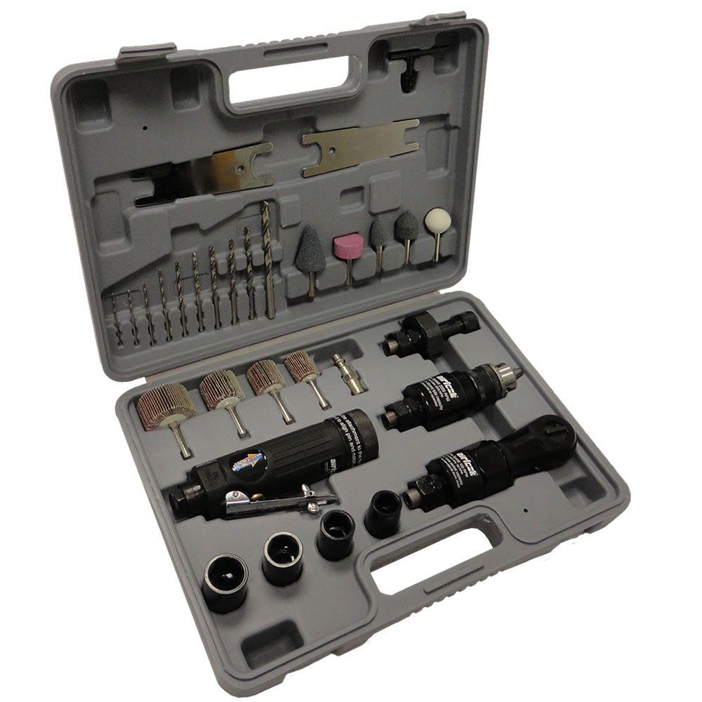 Smarter Tools 31-Piece Air Tool Kit